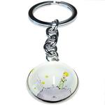 Porte clé métal Le Petit Prince