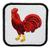 patch thermocollant coq symbole France