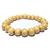 Bracelet Perle Bois Naturel 1