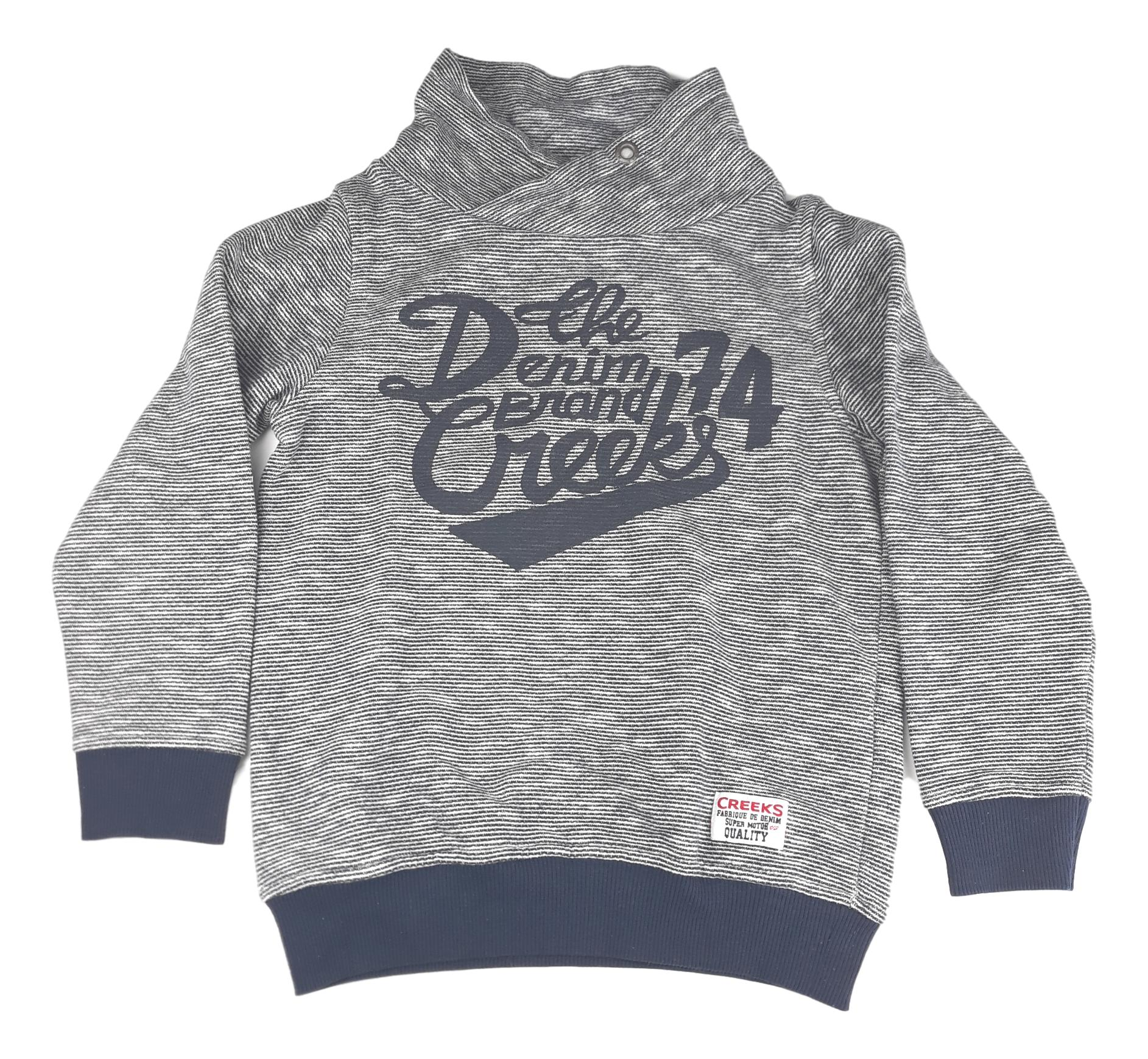 Creeks  - taille 8 ans