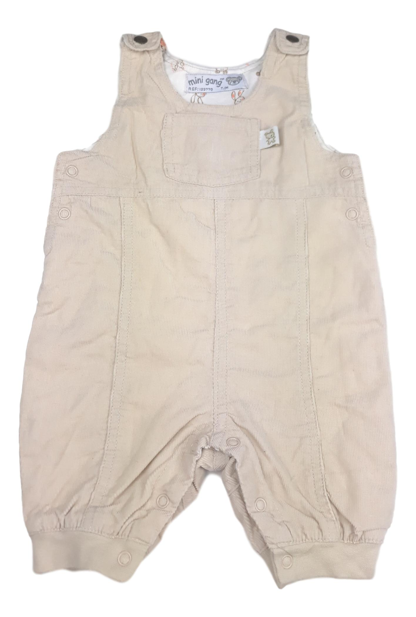 Mini gang - Taille 1 mois