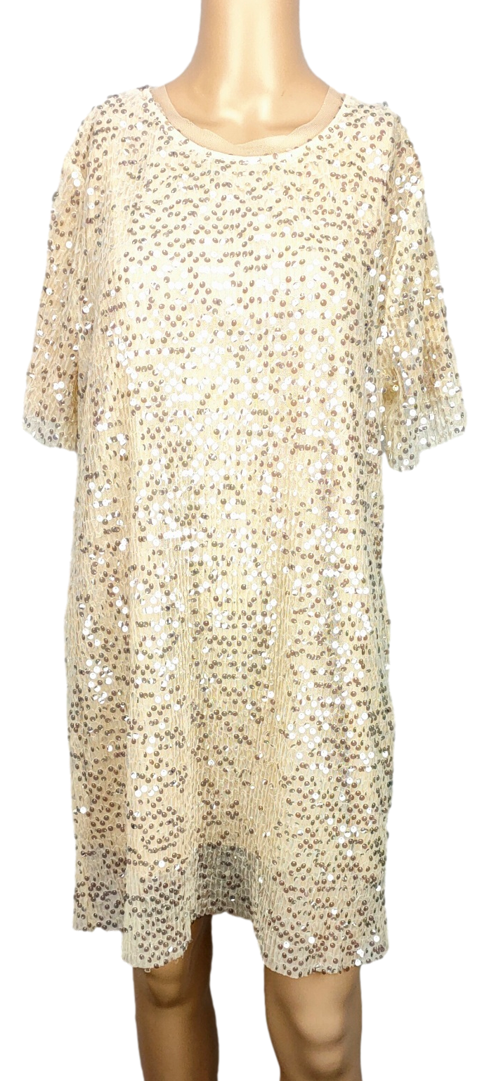 Robe Lucy Wang -Taille L