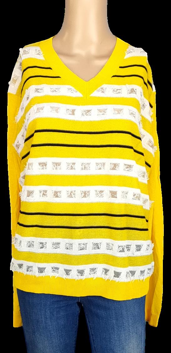Pull Cristina Paris -Taille XL