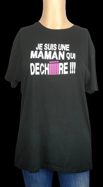 T-Shirt Sans marque -Taille L
