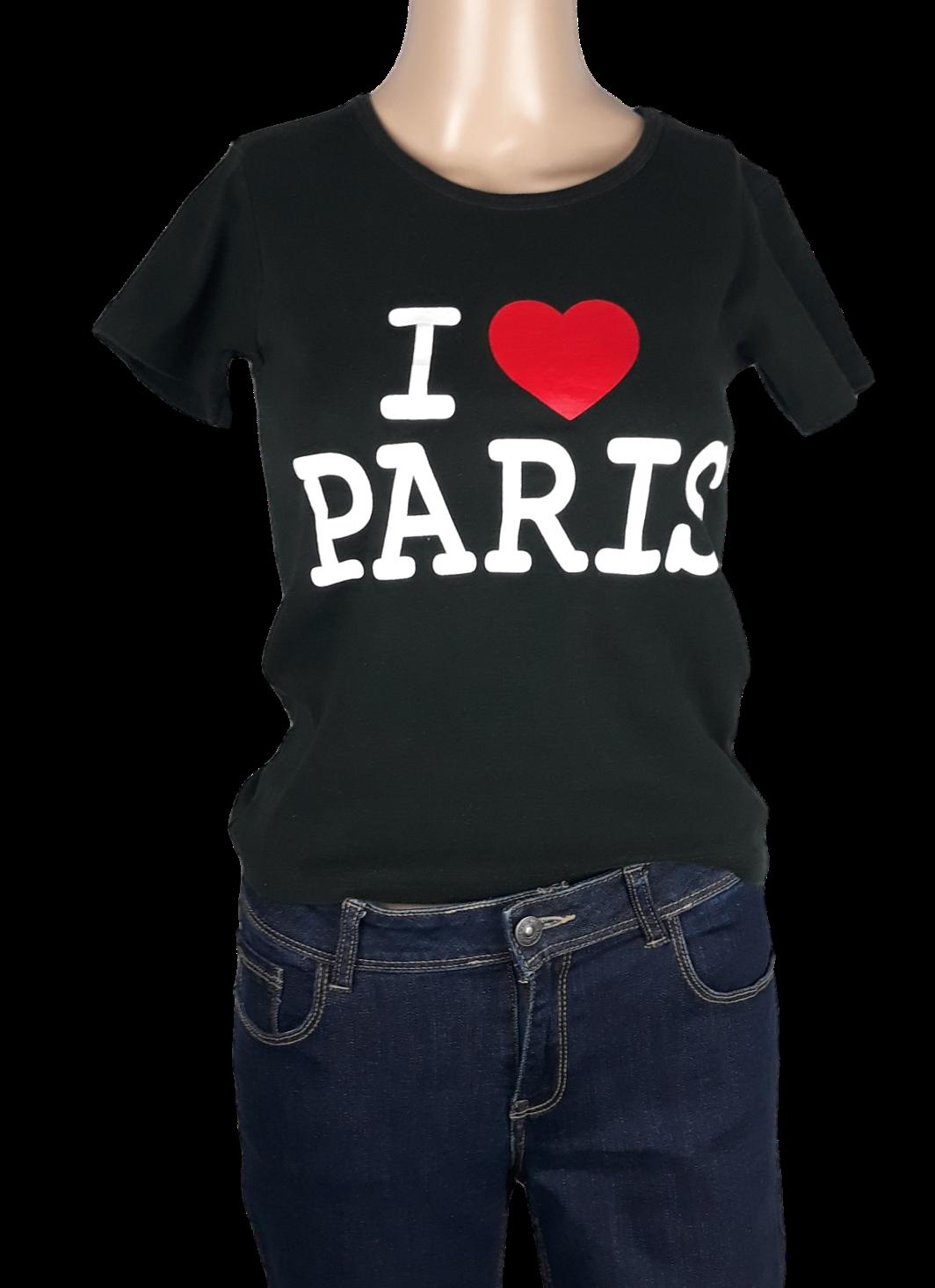 I love paris - Taille S