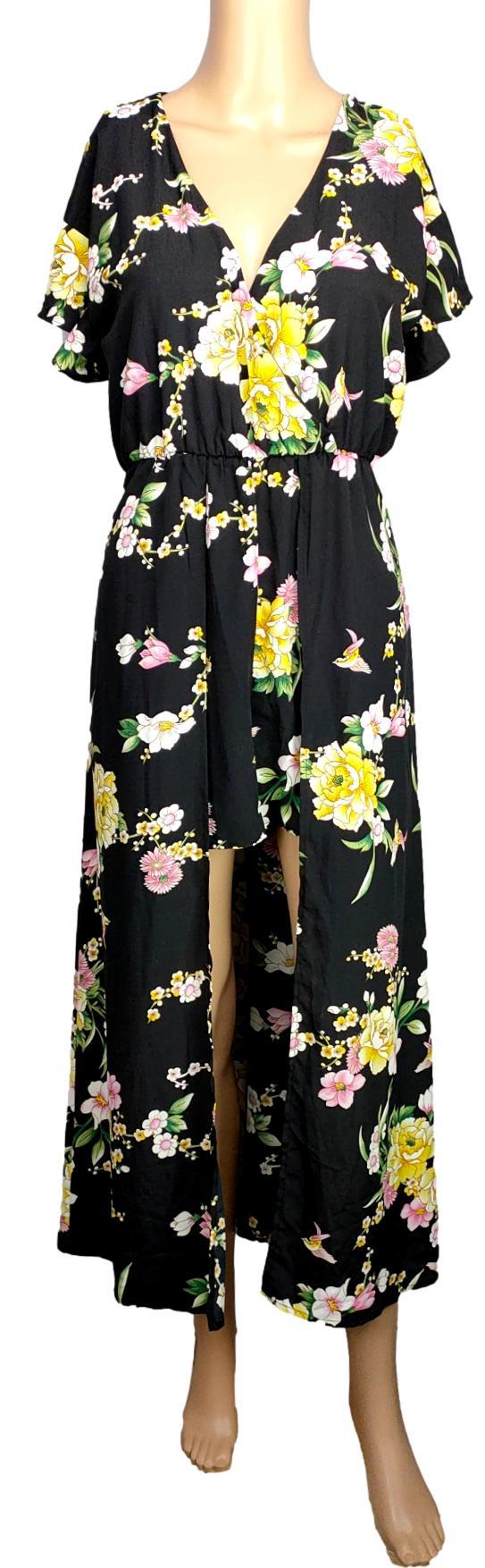 Combinaison short effet robe longue Belcci - Taille S