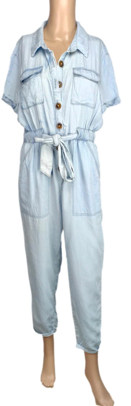 Combi-pantalon Denim&Co - Taille 36