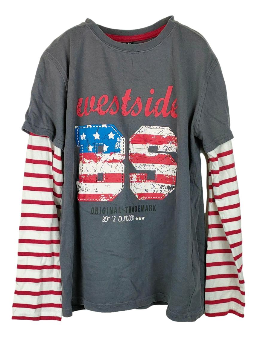 T-shirt Sans marque - Taille 12 ans
