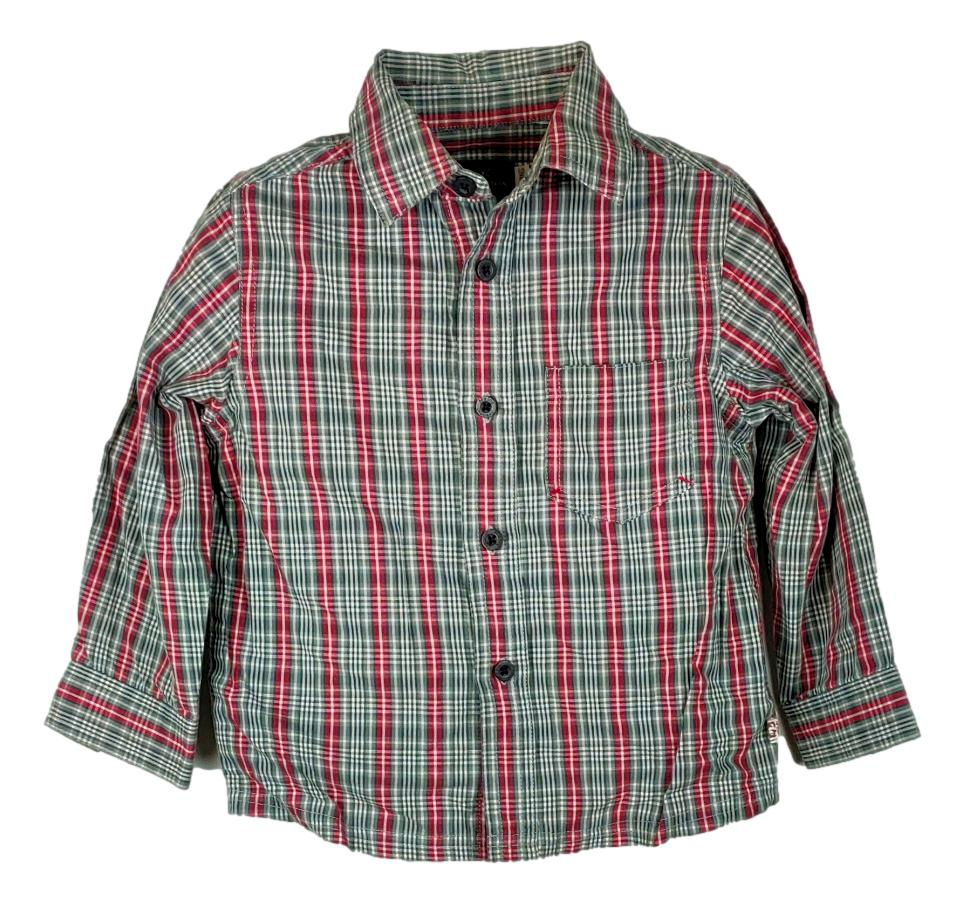 Chemise Sergent Major - Taille 3 ans