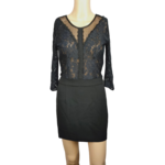 robe the kooples taille xs