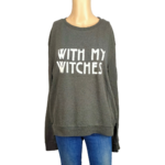 sweat divided-taille L