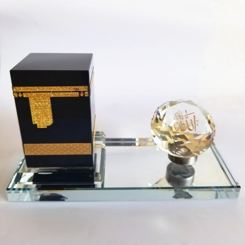 Décor à poser Kaaba cristal