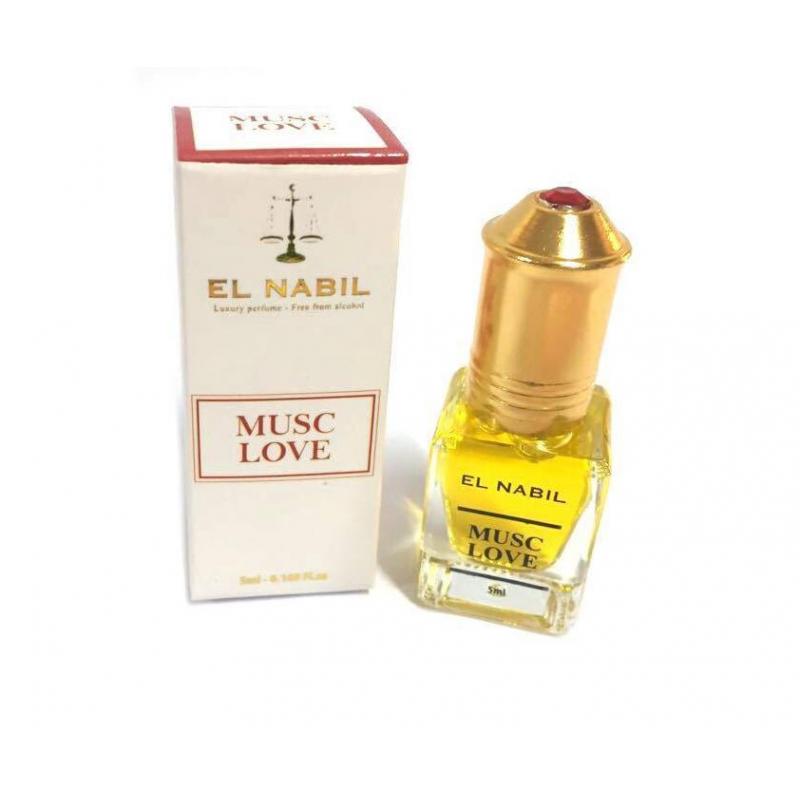 El Nabil - Musc Love