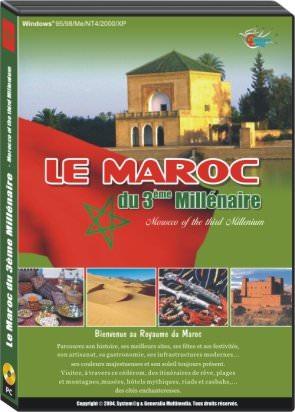 Le Maroc du 3ème millénaire - CDROM
