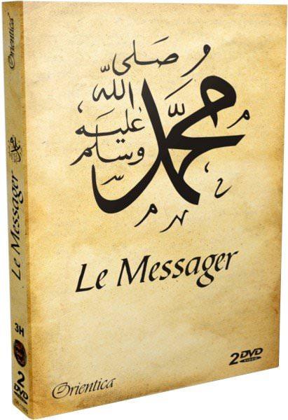 Le messager (Film d\'animation bilingue français / arabe en coffret 2 DVD)