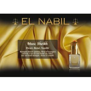 Parfum El Nabil  Musc Sheikh