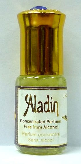 Parfum Musc d\'Or  Aladin