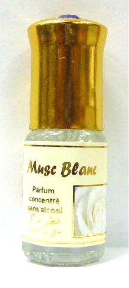 Parfum Musc d\'Or  Musc Blanc