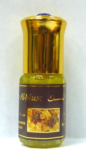 Parfum Musc d\'Or  Rouh Al-Musc