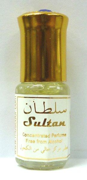 Parfum Musc d\'Or  Sultan