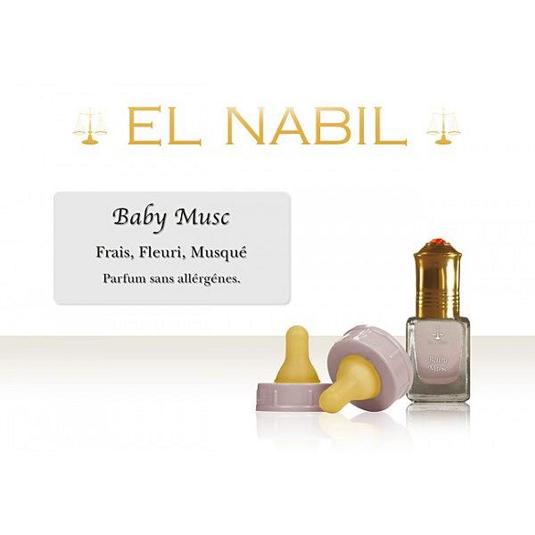 Parfum El Nabil  Baby Musc