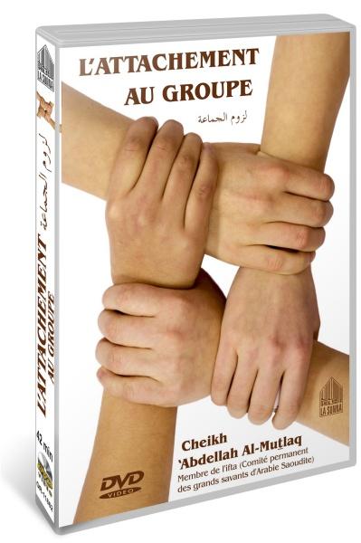L\'attachement au groupe - DVD