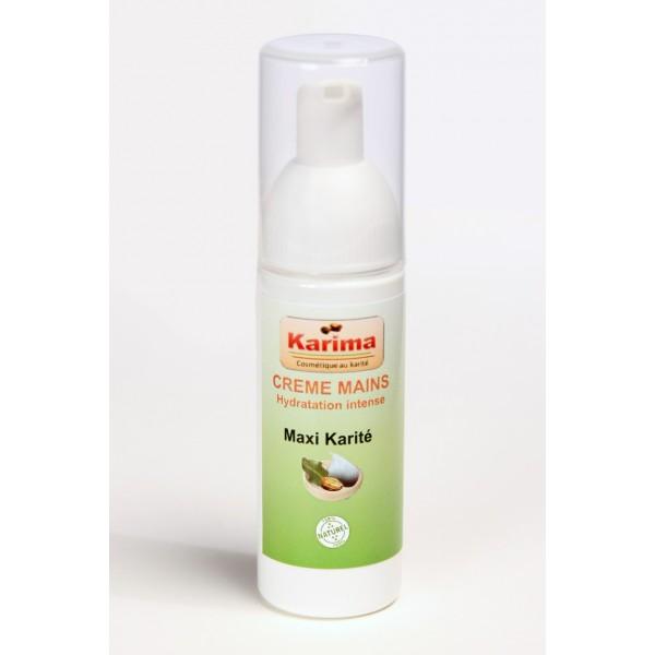 Crème mains Karima ultra karité - 50ml