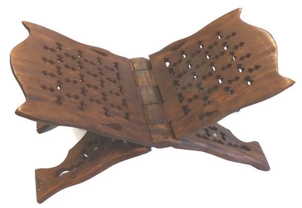Grand porte Coran en bois