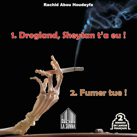Drogland Sheytan t\'as eu et Fumer tue - CD Audio