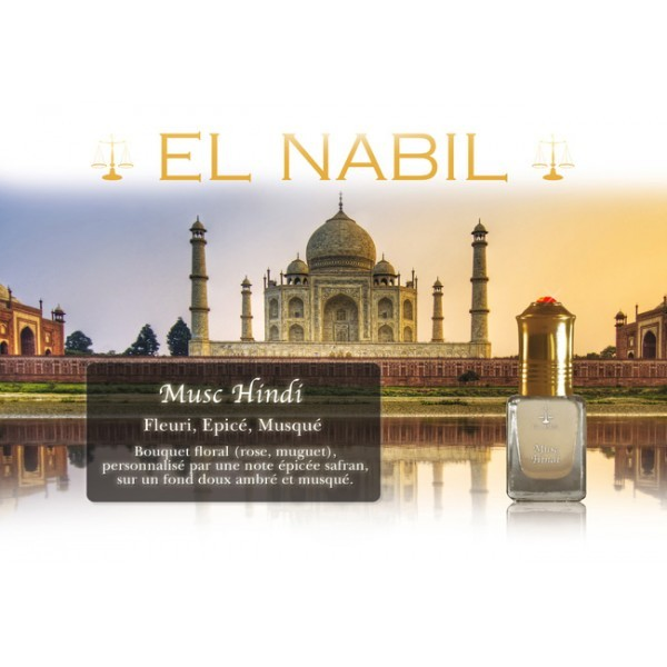 Parfum El Nabil Musc Hindi