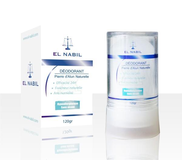 Déodorant El Nabil Pierre d\'Alun naturelle