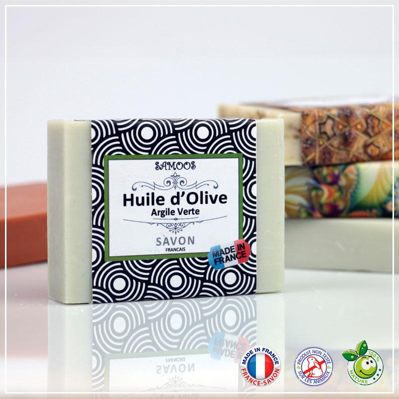 Savon à l\'Huile d\'olive