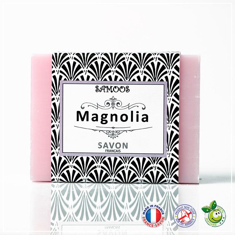 Savon au Magnolia