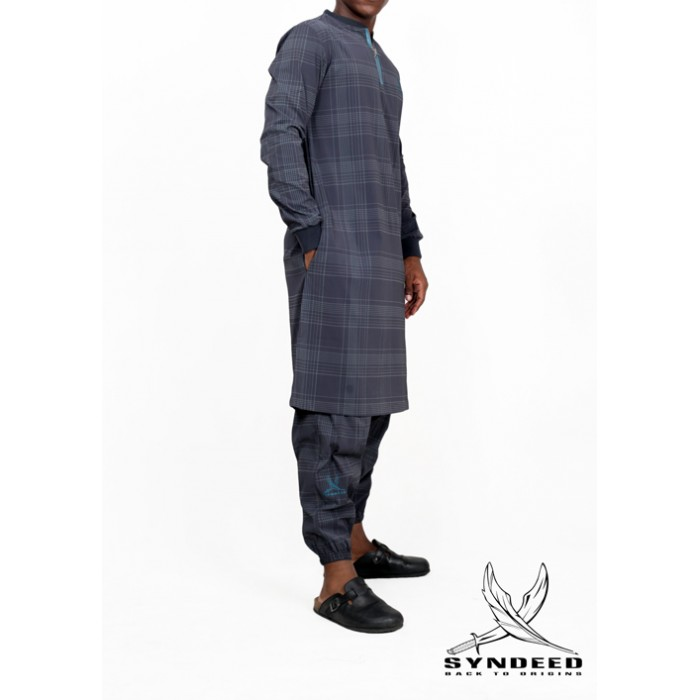 Qamis Syndeed Highlands anthracite
