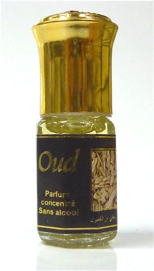Parfum Musc d\'or Oud