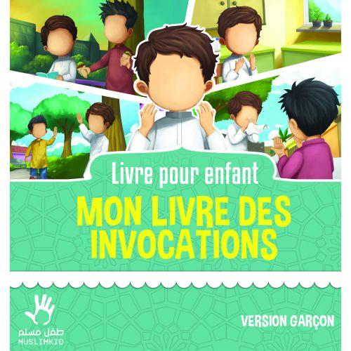 Mon livre des invocations (version garçon)