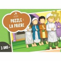 Puzzle la prière
