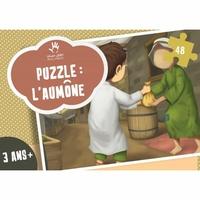 Puzzle sur l'aumône (Zakat)
