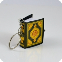Mini Coran porte-clés