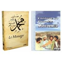Pack (Film le messager + Live l'histoire du Prophète Mohammed)
