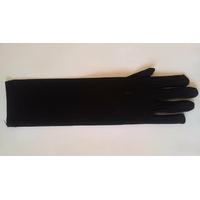 Paire de gants noires