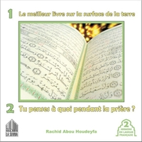 Le meilleur livre sur la surface de la Terre ! Tu penses à quoi pendant la prière ? - CD Audio