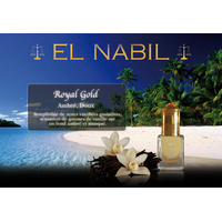 "Parfum El Nabil "" Royal Gold """