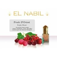"""Parfum El Nabil """" Fruits d'Orient """""""
