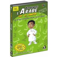 Logiciel Apprendre l'arabe - Lire et compter CD-ROM