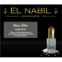 "Parfum El Nabil "" Musc Slim """