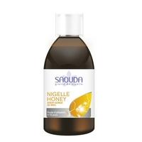Nigelle Honey : sirop pour la gorge