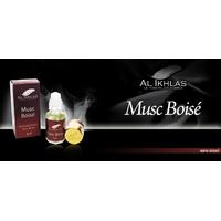 """Al Ikhlas """"musc Boisé"""""""