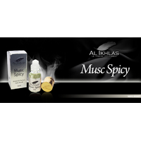 "Al Ikhlas ""musc Spicy"""