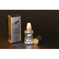 "Al ikhlas ""musc spicy"" 5 ml"